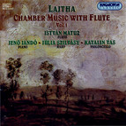 Lajtha: Chamber Music With Flute, Vol. 1