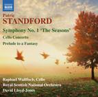 Standford: Symphony No. 1, Cello Concerto & Prelude to a Fantasy