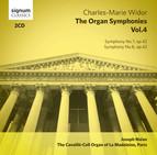 Widor: The Organ Symphonies Vol. 4