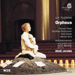 Telemann: Orpheus
