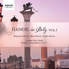 Handel in Italy, Vol. 1