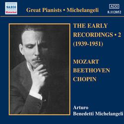 Michelangeli, Arturo Benedetti: Early Recordings, Vol. 2 (1939-1951)
