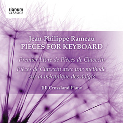 Jean-Philippe Rameau: Music for Keyboard