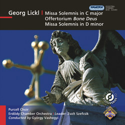 Lickl, J.G.: Missa Solemnis,