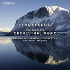 Grieg – The Complete Orchestral Music