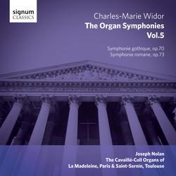 Widor: The Organ Symphonies, Vol. 5