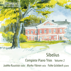 Sibelius - Complete Piano Trios, Vol.2