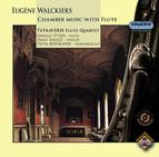 Walckiers, E.: Grand Quatuor De Concert in F-Sharp Minor / Grand Trio for Flute, Violin and Cello (Chamber Music With Flute) (Tetraversi Quartet)