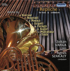 Kocsar, M.: Repliche No. 2 / Sugar, M.: Cimcor / Madarasz, I.: 5 Cases (Contemporary Hungarian Works for Horn and Cimbalom)