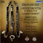 Druschetzky: Divertimento for Basset Horn