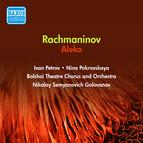 Rachmaninov, S.: Aleko (Bolshoi Theatre, Golovanov) (1951)