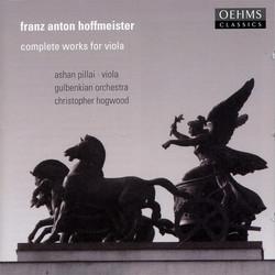 Hoffmeister: Works for Viola (Complete)