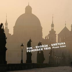 Suk, Dvorak & Smetana: Piano Trios