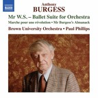 Burgess: Orchestral Music