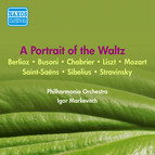 Orchestral Music (Waltzes) - Saint-Saens, C. / Sibelius, J. / Busoni, F. / Liszt, F. / Berlioz, H. (Markevitch) (A Portrait of the Waltz) (1954)