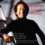 Serebrier conducts Kodály