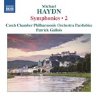 M. Haydn: Symphonies, Vol. 2