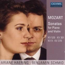 Mozart: Violin Sonatas Nos. 4, 18, 26 and 35