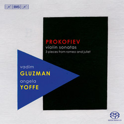 Prokofiev – Violin Sonatas