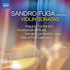 Fuga: Violin Sonatas Nos. 1-3