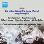 Lehar, F.: Merry Widow (The) [Operetta] (Sung in English) (Highlights) (1952)