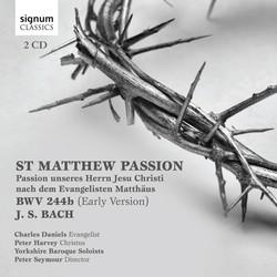 J.S. Bach: St. Matthew Passion, BWV 244b