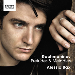 Rachmaninov Preludes & Melodies