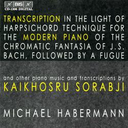 Sorabji - Transcriptions for Modern Piano