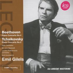Beethoven: Piano Concerto No. 4 - Tchaikovsky: Piano Concerto No. 2