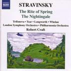 Stravinsky: The Rite of Spring - The Nightingale