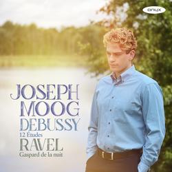 Debussy: 12 études - Ravel: Gaspard la nuit