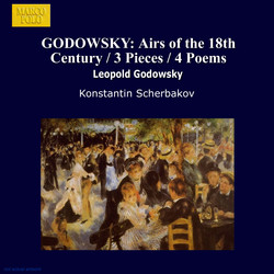 Godowsky, L.: Piano Music, Vol.  1