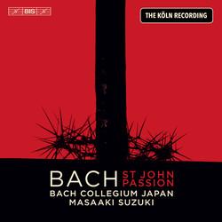 Bach: St John Passion - the Köln recording