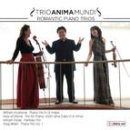 Hurlstone, Hyde, d'Ollone & Wirén: Romantic Piano Trios