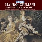 Giuliani: Opere per voce e chitarra