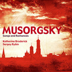 Mussorgsky: Songs & Romances