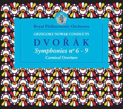 Dvorak: Symphonies Nos. 6-9