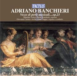 Banchieri: Vezzo di perle musicali … Op. 23