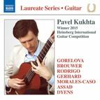 Guitar Recital: Pavel Kukhta