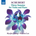 Schubert: 3 Violin Sonatas, Op. 137