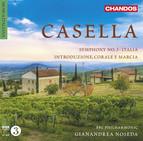 Casella: Orchestral Music, Vol. 3