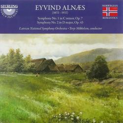Alnæs, Eyvind: Symphony No. 1, Symphony No. 2