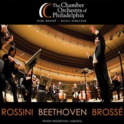 Rossini: L'Italiana in Algeri Overture - Beethoven: Symphony No. 8, Op. 93 - Brossé: I Loved You (Live)