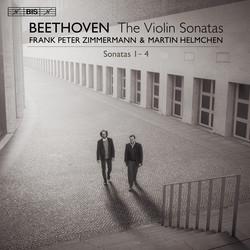 Beethoven - Violin Sonatas, Vol.1