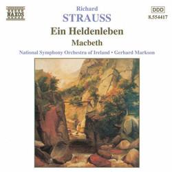 Strauss, R.: Heldenleben (Ein) / Macbeth