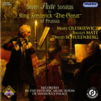 King Frederick the Great of Prussia 7 Flute Sonatas