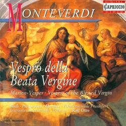 Monteverdi, C.: Vespro Della Beata Vergine