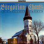Gregorian Chants In A Village Church