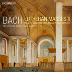 Bach – Lutheran Masses, Volume 2
