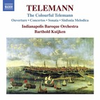 The Colorful Telemann